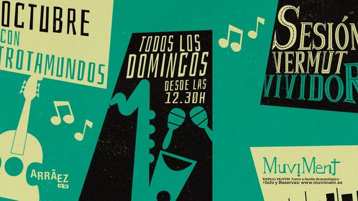 Cover for event: Sesión Vermut Vividor Trotamundos con Joao Lázaro y The Globo Collective