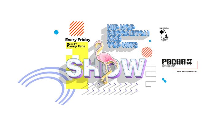 Cover for event: SHOW | Every Friday
