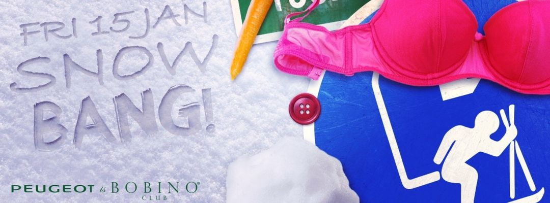 Cartel del evento SNOWBANG!