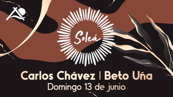 Cover for event: Soleá - Mesa de 20:00 a 0:00