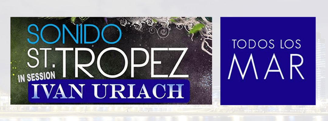 Cartel del evento Sonido St. Tropez with Ivan Uriach | Every Friday