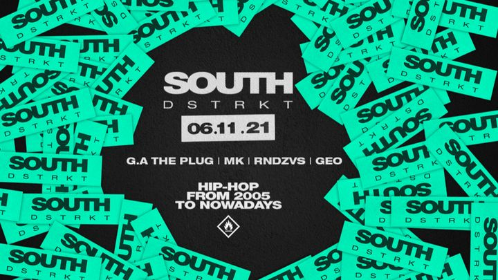 Cover for event: SOUTH DSTRKT