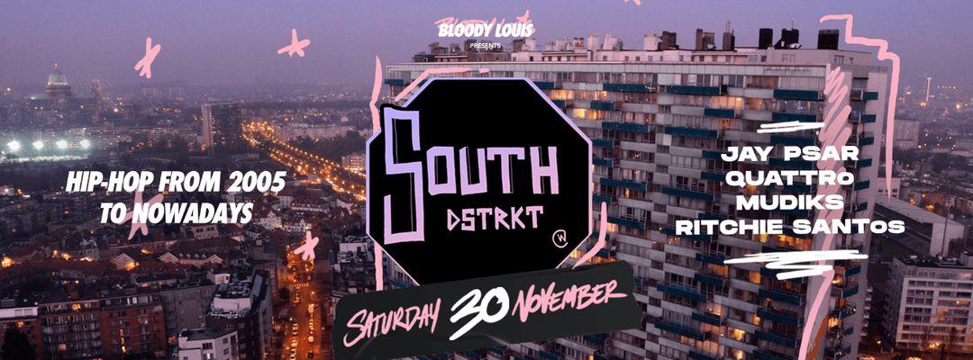 SOUTHDSTRKT event cover