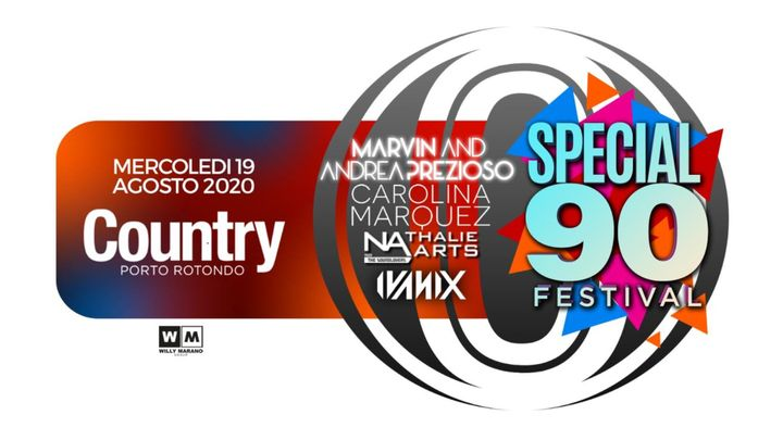 Cover for event: Special 90 Festival | Country Club