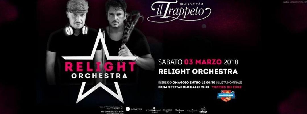 Cartell de l'esdeveniment Special Guest Relight Orchestra | Il Trappeto