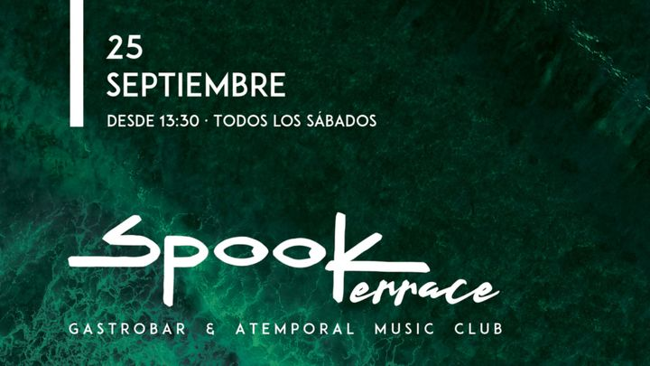 Cover for event: Spook Terrace - Coconut