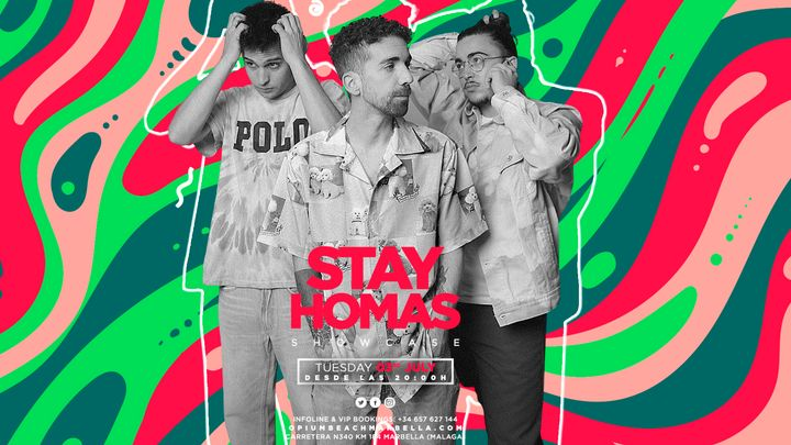 Cover for event: Stay Homas