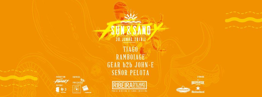 SUN&SAND #2 event cover