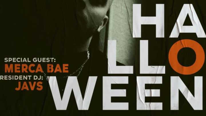 """Cover for event: SUNDAY 31TH OCTOBER """"HALLOWEEN"""" w/ MERCA BAE @ COSTA SOCIAL CLUB"""