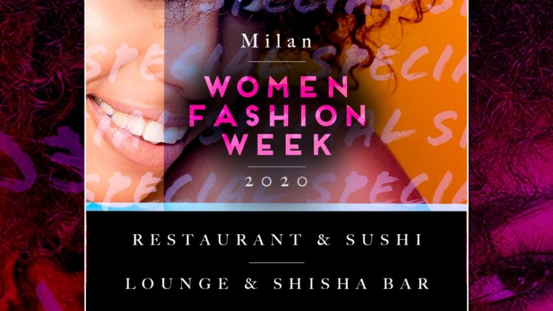 FASHION WEEK - SPECIAL SUNDAY event cover