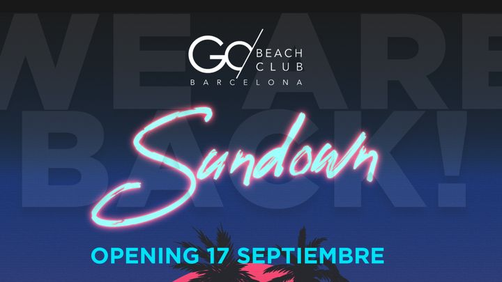 Cover for event: Sundown - Opening w/ Vidaloca, Piem, The Deals, The Hernandez & Polski