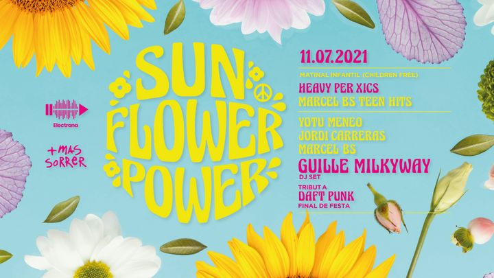 Cover for event: Sunflower POWER
