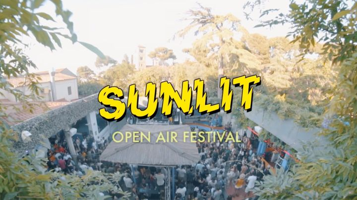 Cover for event: SUNLIT OPEN AIR FESTIVAL -  HALLOWEEN EDITION @ LA TERRRAZZA  [WE ARE BACK]
