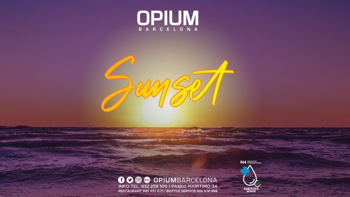 Cover for event: Sunset