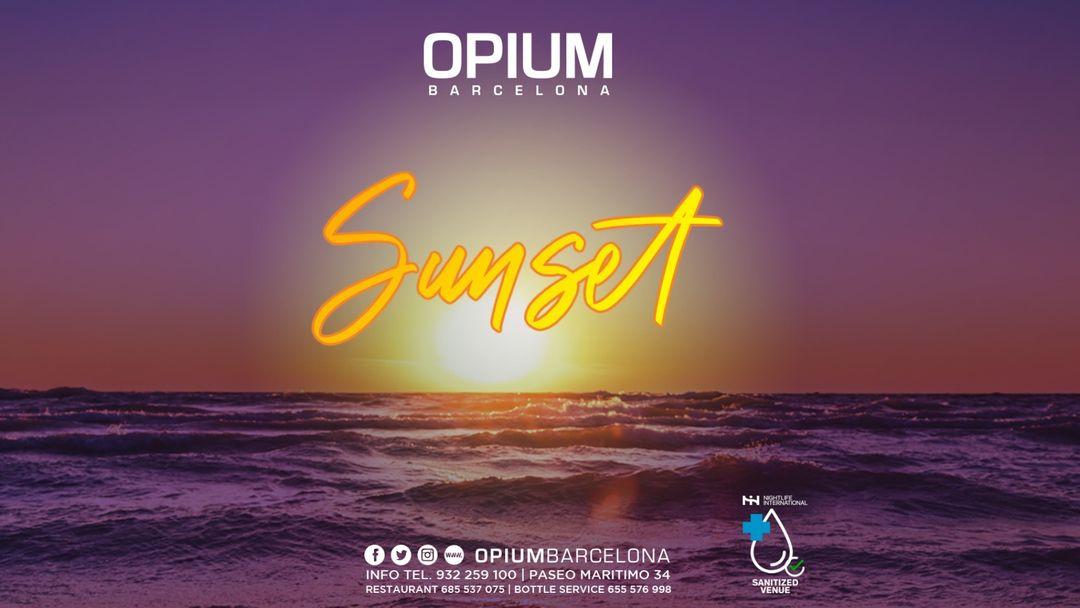 Copertina evento Sunset