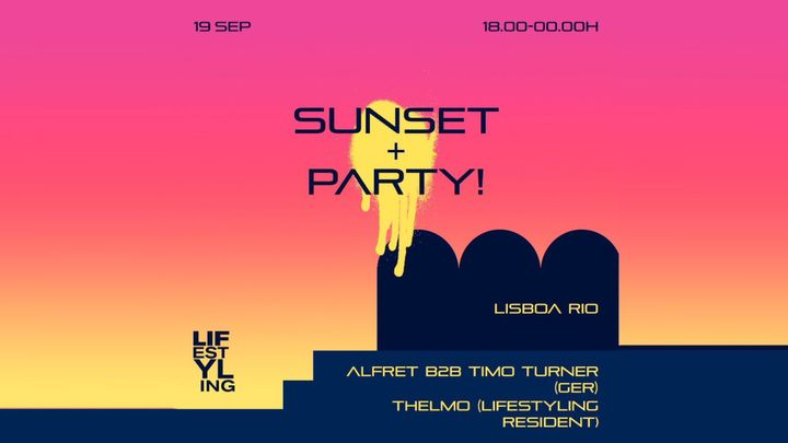 Cover for event: Sunset+Party!