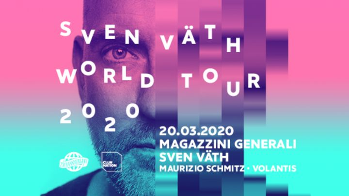 Cover for event: Sven Väth