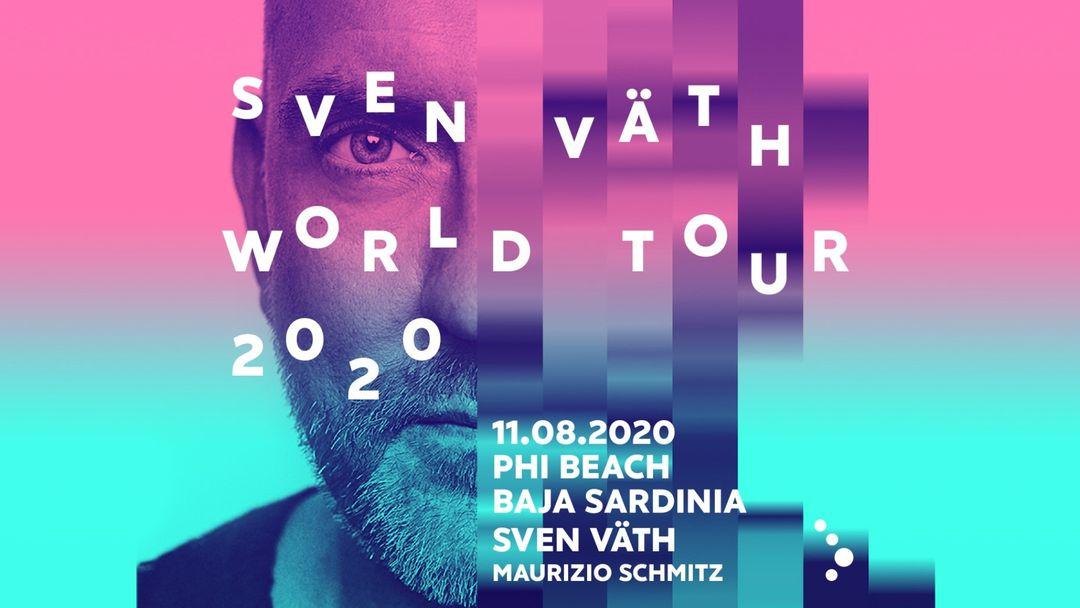 Sven Väth-Eventplakat