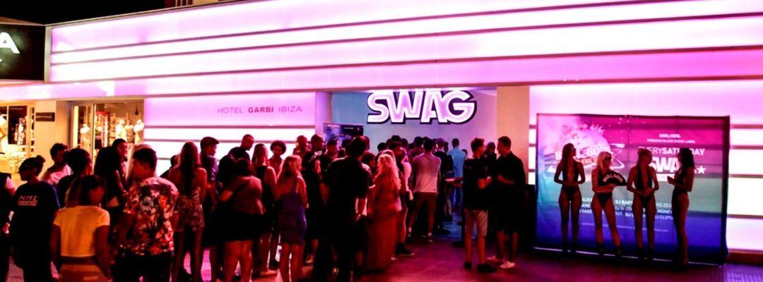 SWAG - Every Monday-Eventplakat