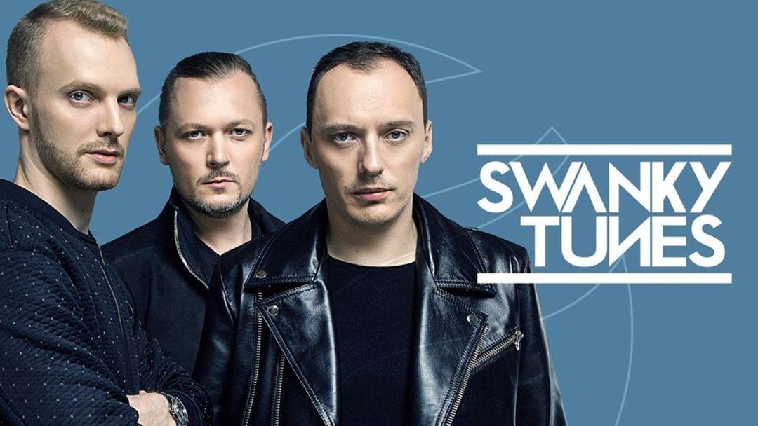 Cartel del evento Swanky Tunes