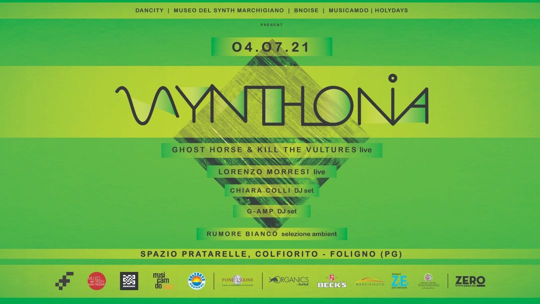 SYNTHONIA #01 event cover