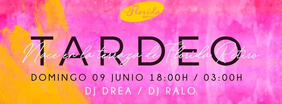 TARDEO @ TERRAZA FLORIDA RETIRO event cover