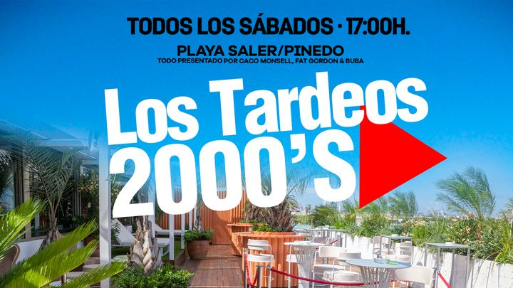 Cover for event: Tardeos 2000's • Terraza