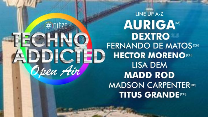 Cover for event: Techno addicted  Open Air