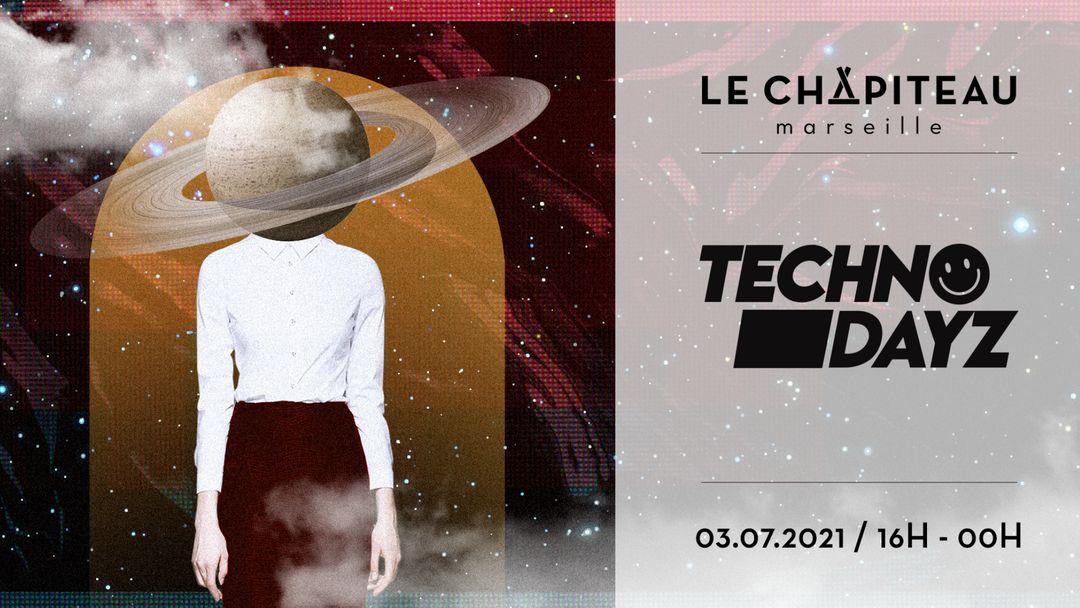 Couverture de l'événement Techno Days x Le Chapiteau