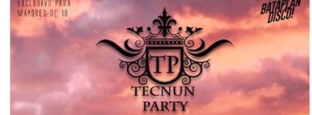 TECNUN PARTY event cover