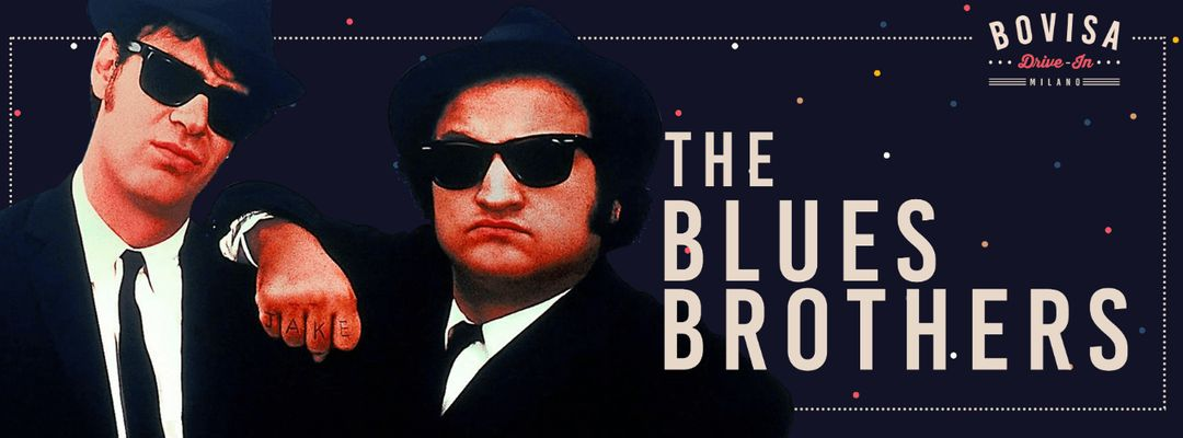 """Cartel del evento """"The Blues Brothers"""""""