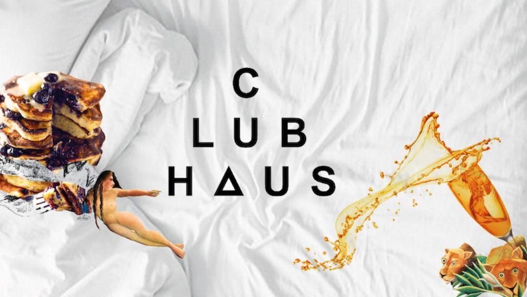 THE BRUNCH CLUB-Eventplakat