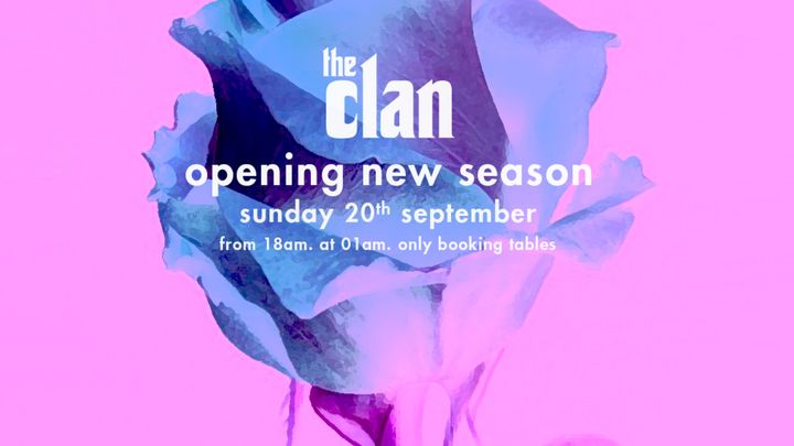 Cover for event: Opening The Clan