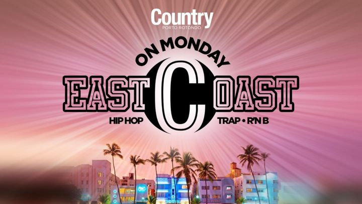 Cover for event: THE EAST COAST - trap/hiphop/rnb