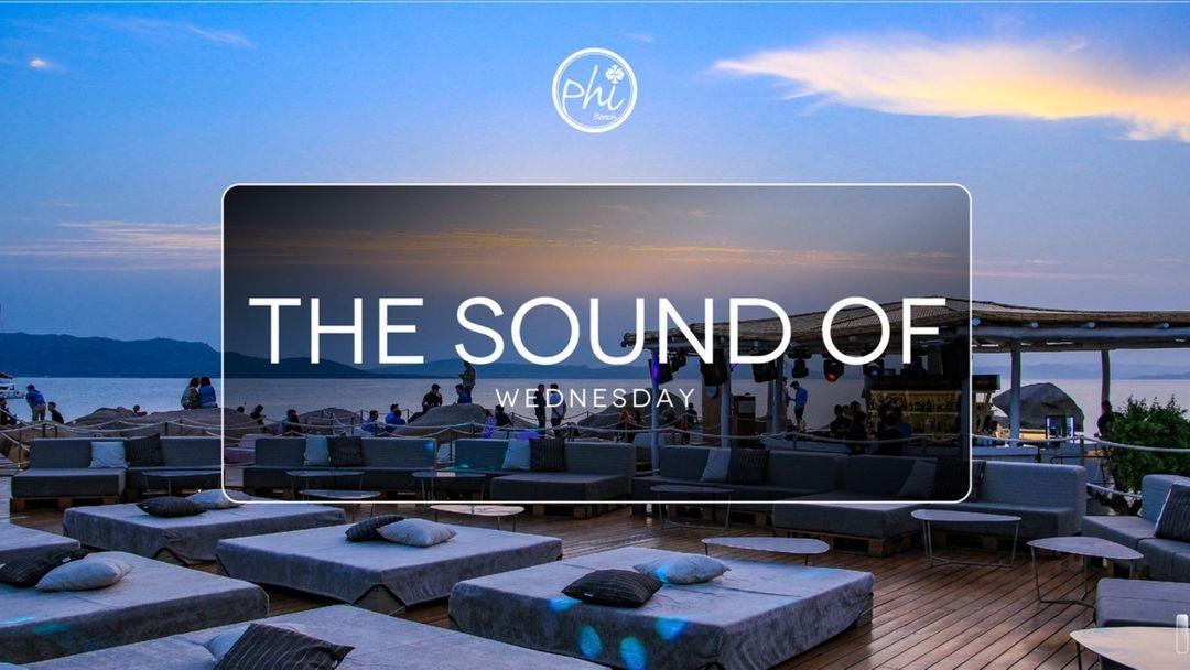Couverture de l'événement The sound of Wednesday - August 4th
