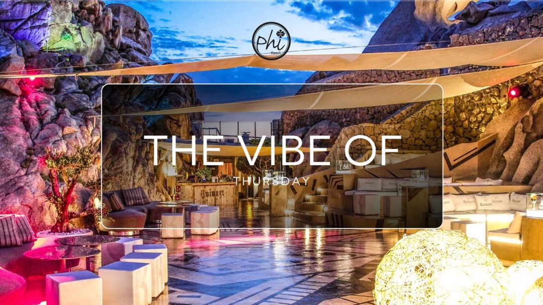 The Vibe of Thursday - August 5th event cover