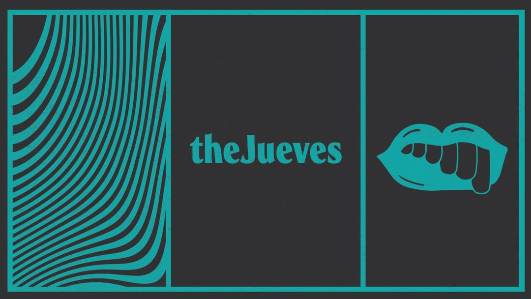 Cartel del evento theJueves * Hosted by theBasement at Oven Club