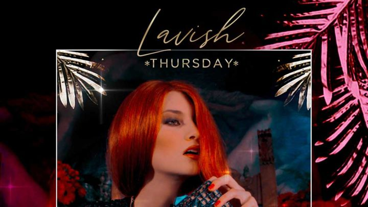 Cover for event: LAVISH - THURSDAY NIGHT - PAOLO MANILA SHOW