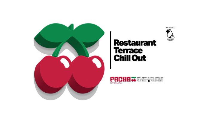 Cover for event: Tuesdays at Pacha Barcelona