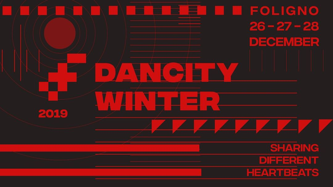 TICKETS - Dancity Winter 2019 - 26th / 27th / 28th December-Eventplakat
