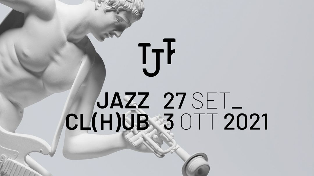 """TJF 2021 - BIG BAND THEORY  """"THE BIG BAND SOUND"""" event cover"""