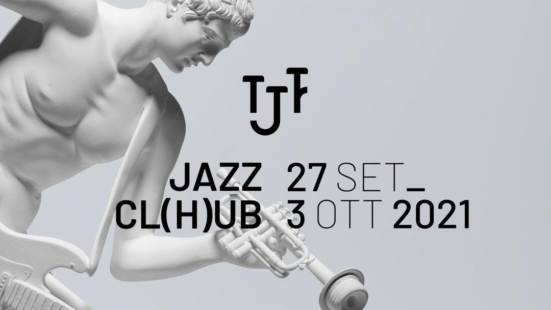 TJF 2021 - GIANPAOLO PETRINI BIG BAND event cover