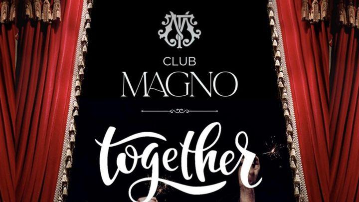 Cover for event: TOGETHER @ TEATRO MAGNO ( 27 OCTUBRE )