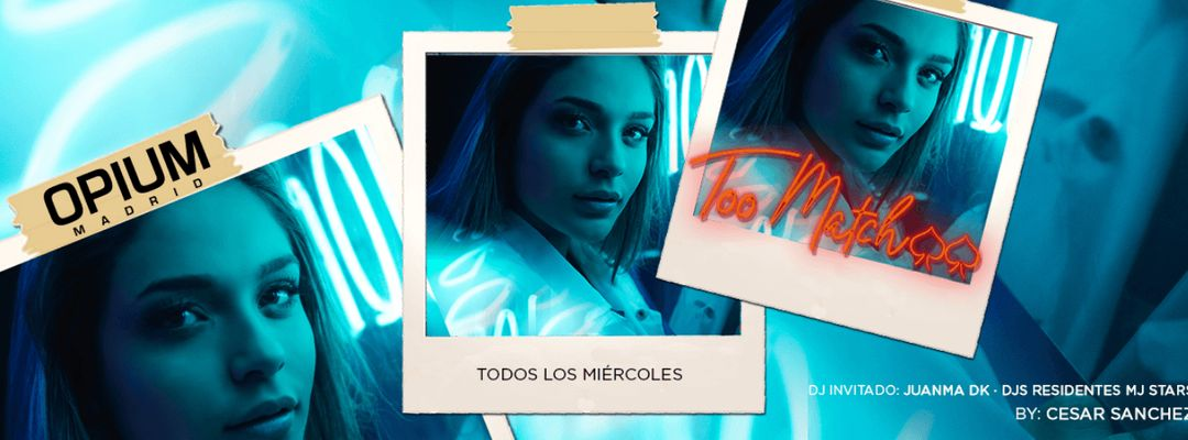 Too Match event cover