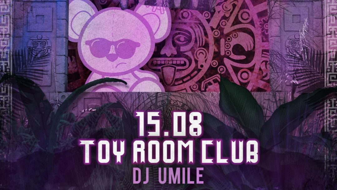 Toy Room Club event cover
