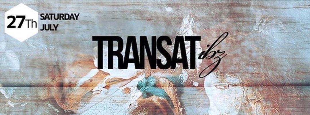 Cartel del evento TRANSAT IBIZA