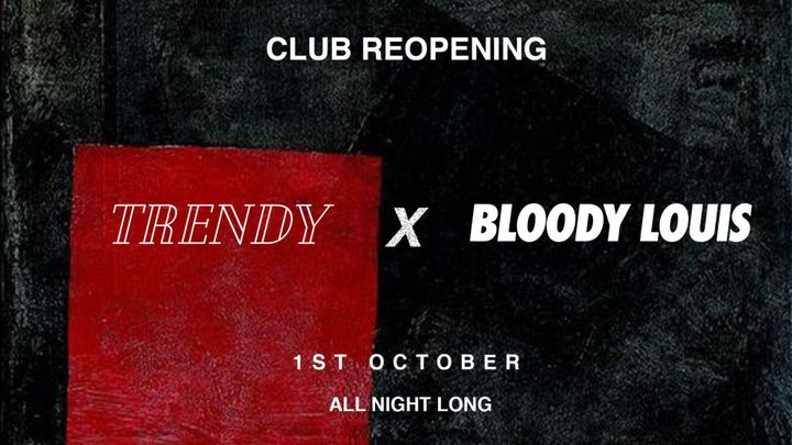 Cover for event: TRENDY