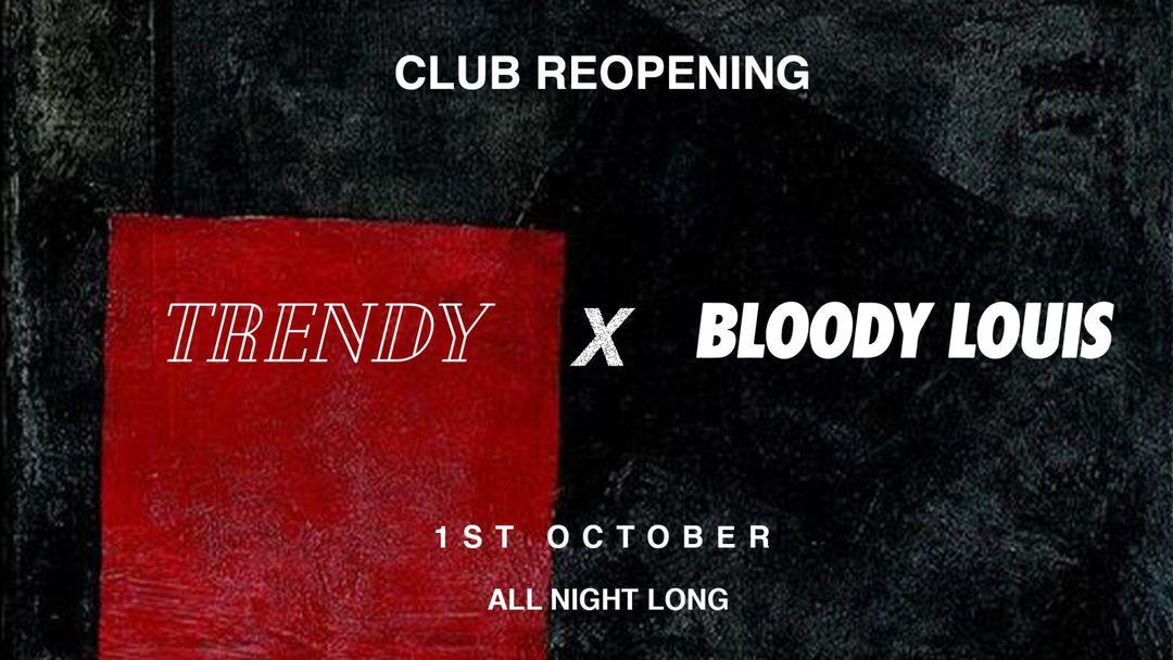 Capa do evento TRENDY