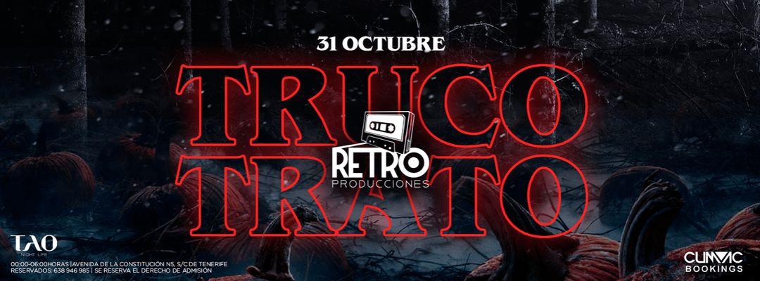 Capa do evento ¡ TRUCO O TRATO !