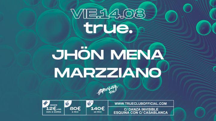 Cover for event: TRUE · APARENZZA MUSIC